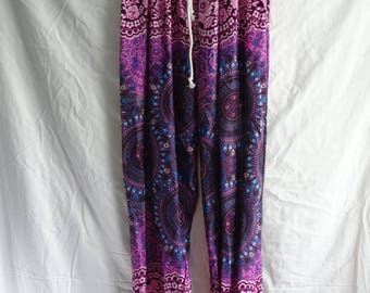 Thai Patterned Trousers