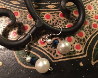 Hand made Beaded Earrings