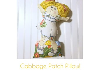 Cabbage Patch Kid Pillow