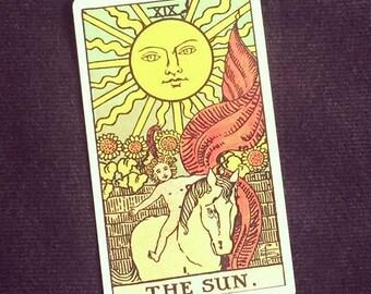 9 Card Tarot Spread