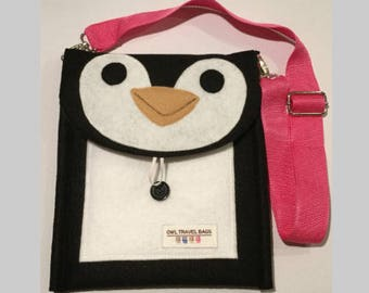 Penguin Travel Bag