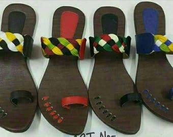 African design Sandals