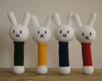 Rattle Miffy