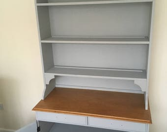 Dove Grey Welsh Dresser