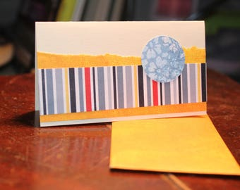 Gift Enclosure Card/Embellishment Card