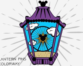 Light of Imagination pt II soft enamel pin PREORDER