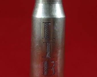 Hand Engraved 50 Caliber shell - LIBERTY