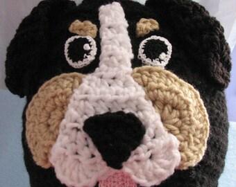 Bernese Mountain Dog Hat - Dog Lover Gift - Dad Hat - Woman's Hat - Animal Hat - Bernese Hat - Custom Hat- Gift Idea