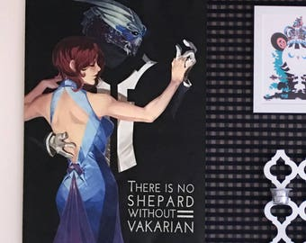 There is no Shepard [Wall Scroll]