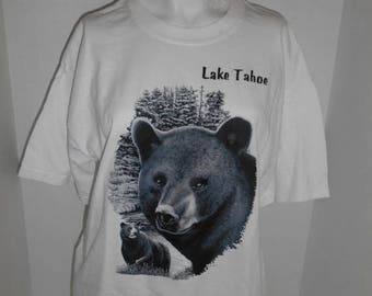Lake Tahoe Bear t shirt