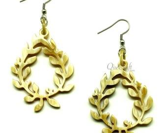 Horn Earrings - Q12960