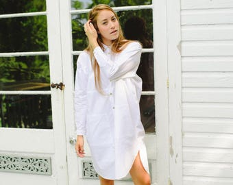 SALE. Anne Oversized Shirt