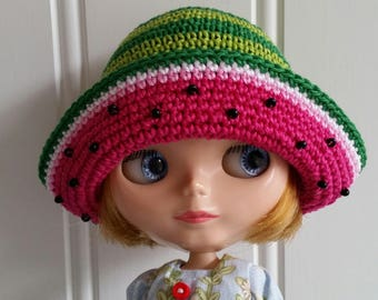 Blythe Hat Watermelon