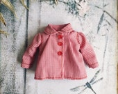 Red Gingham shirt for Blythe - one off