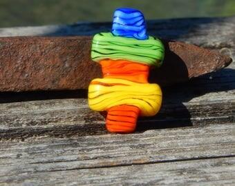 Puzzle, Simply Lampwork by Nancy Gant, SRA G55