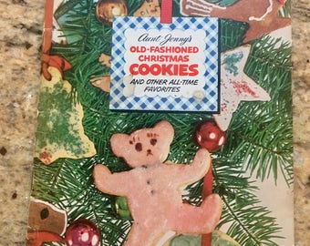 1950s Xmas Cookie Pamphlet