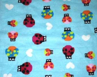 """Snuggle Flannel, Paws and Bones, Dog Bones,, Brown white, black, yellow Flannel, Cotton REMNANT - 20"""" x 42"""""""