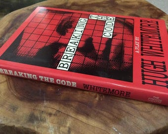 Breaking The Code play by Hugh Whitemore