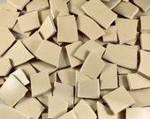 165 Doubled Sided Dijon Mustard  Looking Broken China Tiles & Mosaic Supplies