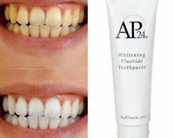 AP-24 Flouride Whitening Toothpaste