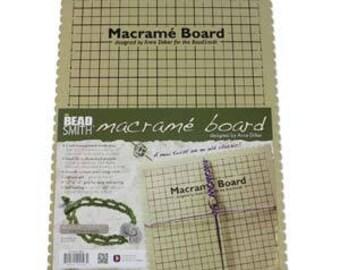 Beadsmith Macrame Board 10x14 MWB20