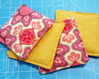 50% OFF Quilted Coasters - Groovy WERE 10.00