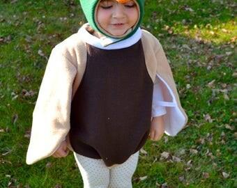 custom mallard duck costume fro Amy Szoke