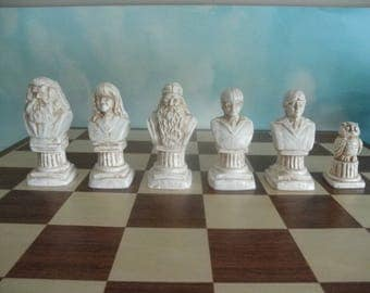 Harry Potter Chess set moulds .