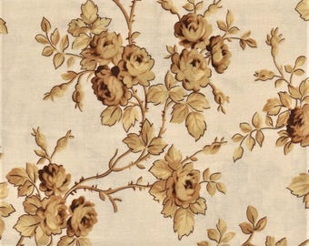 RJR Maison Blue By Robyn Pandolph 1759 2 Canary Roses By The Yard