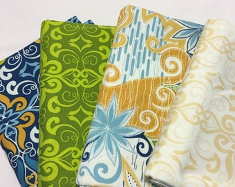 Fabric Destash Moroccan Mirage by Khristian A Howell