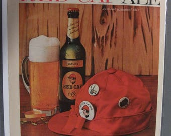 112  Carling's Red Cap Ale 1958