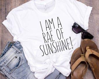 Rae Dunn Inspired Of Sunshine Tee Shirt Farmhouse Style Chic Shirts For Mama Bird Gifts