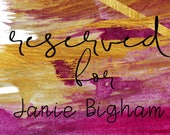 custom listing for jane bigham