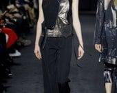 vintage Ann Demeulemeester waistcoat