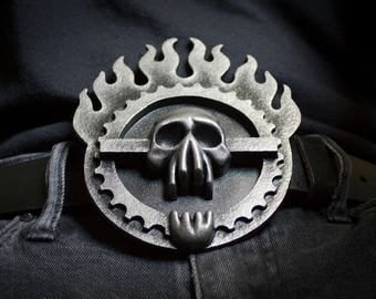 Mad Max Fury Road belt buckle