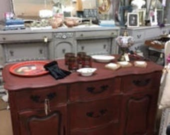 Small French Provincial Sideboard...  TV Stand