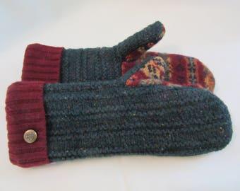 Women's Sweater Mittens