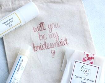 Bridesmaid Proposal - Will You Be My Bridesmaid - Will You Be My Maid of Honor - Bridesmaid Gifts - Bridesmaid - Bridesmaid Bag