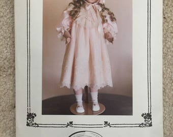 """The Doll Carriage: Kallie Dress and Body Pattern, 24"""""""