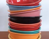 Fiesta Ware Bowls, Set of 10, Homer Laughlin, China, Ceramics and Pottery