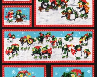 """Penguin Pals Panel 22x44"""""""