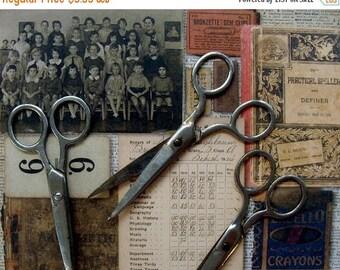 ONSALE Vintage School Scissors One Pair