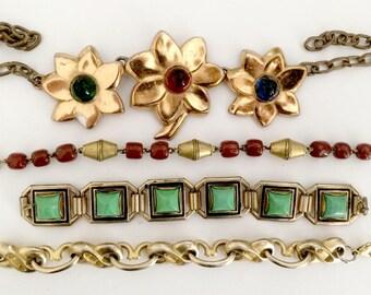 Assorted Destash Costume Jewelry