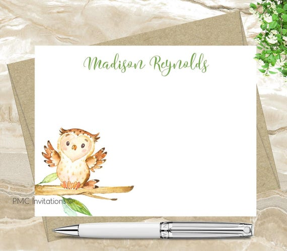 The Appeal of Personalized Stationery