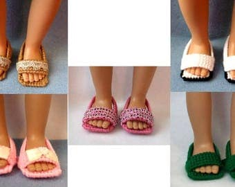 18 in Doll Shoes -  Sandals