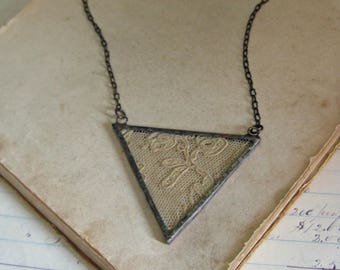 Lace Necklace Bib Jewelry