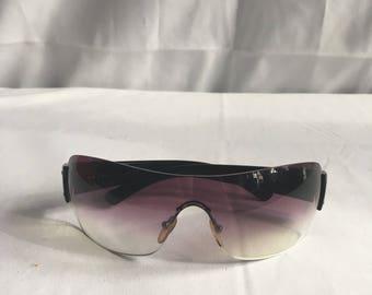 90s Prada Sport Wraparound Sunglasses