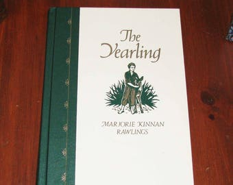 The Yearling, Marjorie Kinnan Rawlings