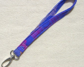 Pellicanos Pelli Zoya Soare Wrap Scrap Key Wrist Loop Lanyard - Keeps Your Keys Close