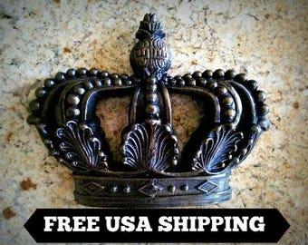 King And Queen Wall Decor crown wall decor | etsy
